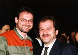 19941205 Roma con Maroni